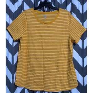 Old Navy EveryWear Striped Short-Sleeve Tee